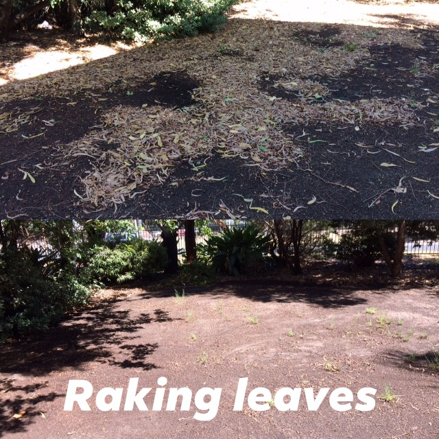 General gardening services Perth