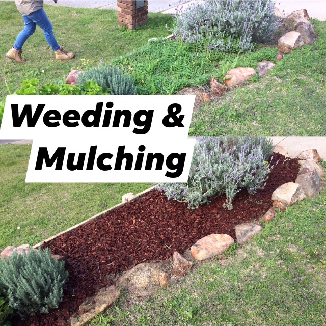 Mulching services Perth